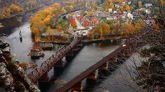 Harpers Ferry, West Virginia #TravelsBest