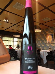 Excellent dessert wine...in a excellent restaurant. ('t Veerhuys, Almere)