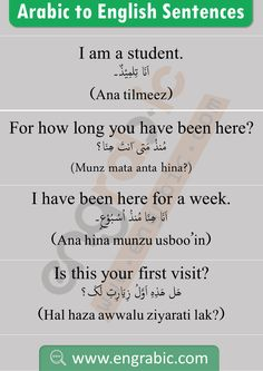 Introduction Dialogue in Arabic and English. Dialogue of Introduction in Arabic and English . Arabic and English learning made easy though this Dialogue. Arabic Sentences, Arabic Phrases, English Sentences, English Vocabulary Words, Learn English Words, English Learning Spoken, English Language Learning, Learning Arabic For Beginners, Arabic Conversation