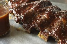 Recipe: Oven-Baked Barbecue Ribs
