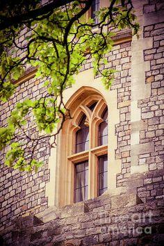Fairy-tale Window by Marina McLain Photography Portfolio, Art Photography, Travel Photography, Tudor Architecture, Ancient Words, Jack Flag, Fairytale Castle, Windsor Castle, Union Jack