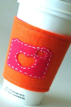 ::Percentage of sales supports Orphan Care:: Design Your Own {I Heart Photography} Coffee Cuff $8.00