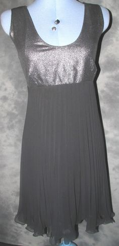 Marks&Spencers,ladies,size18,black,scoop neck,sleeveless,no pattern,Formal Dress