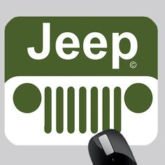 awesome JEEP PHOTO MOUSE PAD