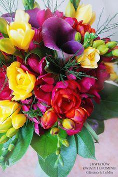 Floral vertigo - a blog about flowers and wedding floristry: September 2012