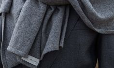 OVO Things 100% Cashmere Scarf