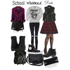 Punk Outfits