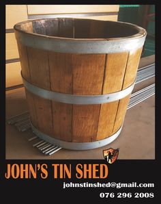 Baby barrel Tin Shed, How To Remove Rust, Plasma Cutting, Repurposed, Barrel, Restoration, Great Gifts, How To Make, Baby