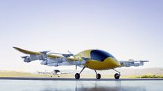 19 companies are developing air taxi plans including Boeing Airbus Uber Bell Helicopter Joby Aviation and Volocopter. Most notably Uber is working on an aerial taxi service it hopes to pilot in Los Angeles Dallas-Fort Worth and Dubai by 2020 Drones, Electric Aircraft, Aviation Technology, Aviation News, Futuristic Technology, Technology News, Flying Vehicles, Larry Page, Flying Car