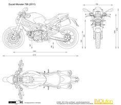 HARLEY DAVIDSON Shovelhead Engine Oil Map Blueprint Drawing poster print FL FX #Diagram #