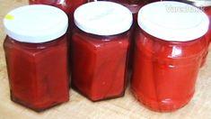 Pochúťková sterilizovaná kápia (fotorecept) Salt And Pepper, Ale, Stuffed Peppers, Food, Salt N Pepper, Stuffed Pepper, Eten, Ales, Stuffed Sweet Peppers