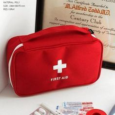 high quality First Aid Kit Emergency kit Medical bag Waterproof Car Multi-Layer kits bag Outdoor home Travel Survival kit Survival First Aid Kit, Camping First Aid Kit, Emergency First Aid Kit, Survival Kits, Survival Prepping, Emergency Medical Kit, Emergency Bag, Medical Bag, Emergency Preparedness
