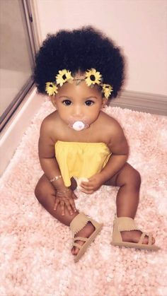 It's mixed babies Sunday y'all💜💜 Cute Mixed Babies, Cute Black Babies, Black Baby Girls, Beautiful Black Babies, Cute Little Baby, Cute Baby Girl, Pretty Baby, Baby Love, Cute Babies