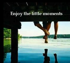 This looks so perfect to me.. And then I push you off the dock! Bahahaha :D