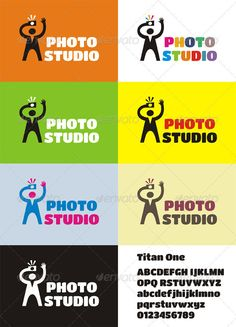 PhotoStudio Logo - GraphicRiver Item for Sale