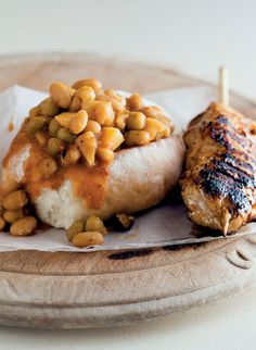 Quick Bunny Chow