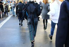 Street Style: New York Fashion Week Fall 2014 Part Two -