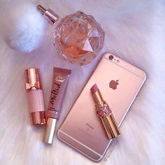 Ari perfume Ariana Grande + rose gold bling