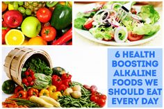 27 6 Health Boosting Alkaline Foods We Should Eat Every Day