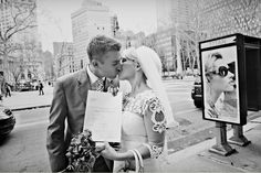 Elope to NYC