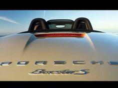 El nuevo Porsche Boxster llega en 2013