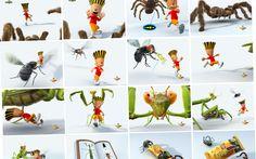 Film publicitaire en animation 3D, réalisé pour Pepsico