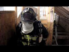 SCBA Mask Confidence Course Capt Paul Thompson