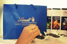 Lindt chocolate studio and under5foot Lindt chocolate shoot www.under5foot.co.za Chocolate Shots, Lindt Chocolate, Paper Shopping Bag, Studio, Studios, Studying