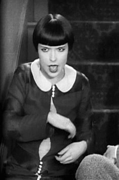 Louise Brooks in The Show-Off (1926