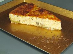 Top Cuisine avec Lavi: Tarta cu branza si ciuperci / Tart with cheese and mushrooms
