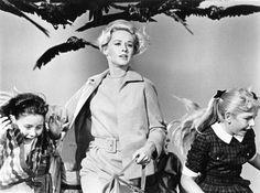 Tippi Hedren en 'Los pájaros'. Las rubias de Hitchcock | Actualidad | EL PAÍS
