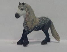 Schleich Fell pony custom