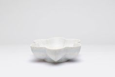 carved marble scallop bowl