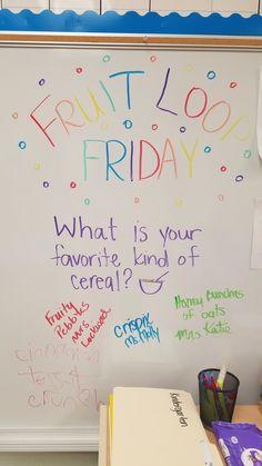 Future Classroom, School Classroom, Classroom Activities, Classroom Organization, Classroom Ideas, Morning Board, Friday Morning, Whiteboard Friday, Classroom Whiteboard