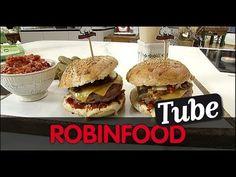 "ROBINFOOD / Hamburguesa ""Madison Square Park"" - David de Jorge"
