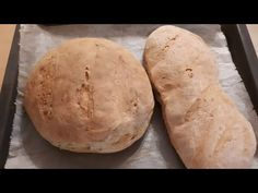 Bread Recipes, Recipies, Food And Drink, Baking, Breads, Youtube, Life, Bread, Bakken
