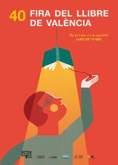 Book Fair Poster : Marta Antelo