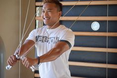 We are excited to welcome Hazza, our new fitness trainer, to the Six Senses Laamu team!