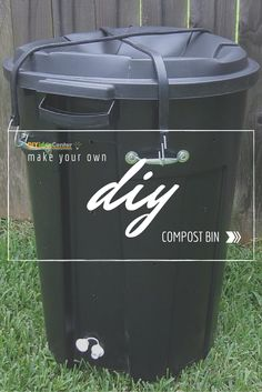 Composting does a world of good for your garden and your budget - and does good to the world!