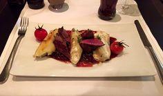 Hauptspeise im CAFE LUITPOLD in München. Lust Restaurants zu testen und Bewirtungskosten zurück erstatten lassen? https://www.testando.de/so-funktionierts