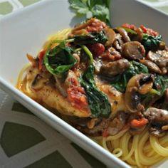 Chicken Marsala Florentine - Allrecipes.com