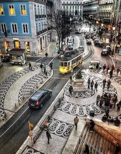 City view ~ Lisbon, Portugal Photo: Congrats Founders: - Best Places to Visit X Visit Portugal, Portugal Travel, Spain And Portugal, Places Around The World, Travel Around The World, Around The Worlds, Saint Marin, Coimbra Portugal, Places To Travel