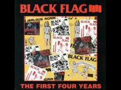 Black Flag - Wasted