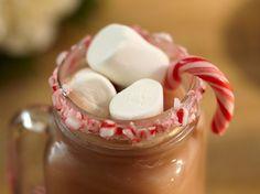 Peppermint Hot Chocolate DIY
