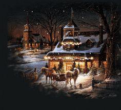 5 Images et gifs de Noël - Frawsy