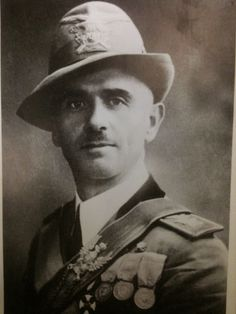 Giovanni Fincato (Enego, 1891 - Verona, October 6, 1944) was an Italian soldier and partisan, gold medal for military valor to the memory. Remembered for the tragic martyrdom that ended his life at the hands of Italian fascist police office in Verona, he left a widow and six children to bring in the name of honor of this great figure.