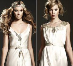 Johanna Johnson Simple Wedding Dresses