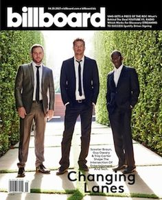 How Guy Oseary, Scooter Braun and Troy Carter Are Finding the Rock Stars of Tech: Billboard Cover Story