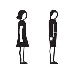 Picture Language Natural Heartburn Relief, Otl Aicher, Doodle People, Principles Of Design, Couple, Vector Design, Service Design, Icon Design, Infographic