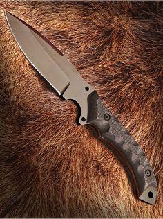 Blackhawk Gideon Drop Point Tactical Fixed Knife Blade @aegisgears